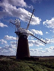 Thurne mouth windpump