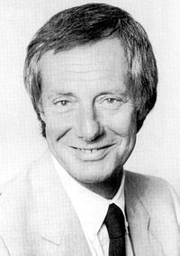 Barry Norman. Photo: BBC.