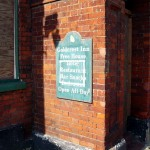 The Goldcrest: another closed inn/hotel